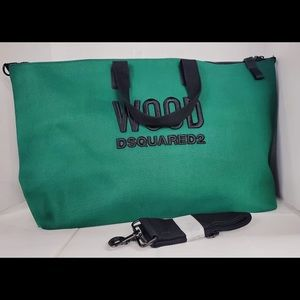 Wood Dsquared2 Sports Bag